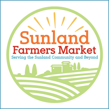 Come to the Sunland Farmers Market!