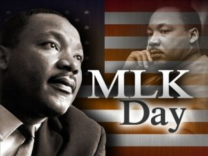 Martin Luther King Holiday - CLOSURE DATES