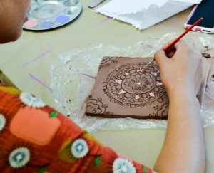 Sunland Studio Arts Tile Workshop: June 1st @ Tierra del Sol Foundation