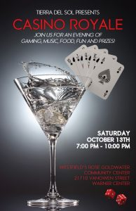 Tierra's 2nd Annual Casino Royale