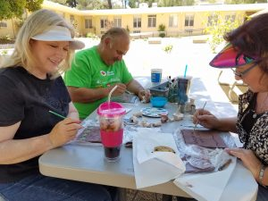 Sunland Studio Arts Tile Workshop: June 15th @ Tierra del Sol Foundation