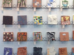 Upland Art Studios Tile Show