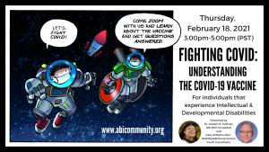 Fighting COVID-19 Presentation & Discussion